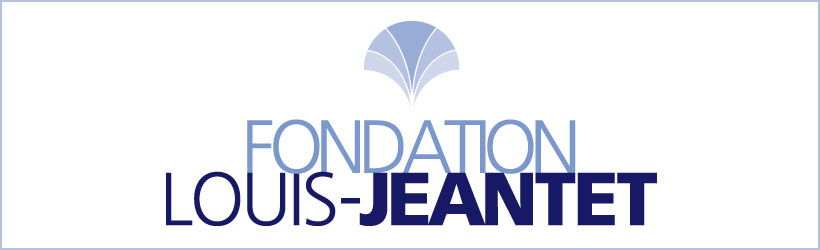 Louis-Jeantet Foundation banner